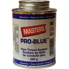 Scellant de filets de conduite PRO-BLUE MASTERS® 250mL