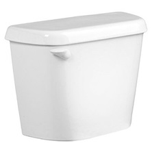 COLONY Toilet Tank 4.8LPF White Lined With Aquaguard