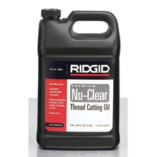 1 Gallon NU-CLEAR Thread Cutting Oil